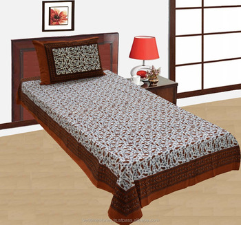 best selling bed sheets with high quality fabric single bed sheets