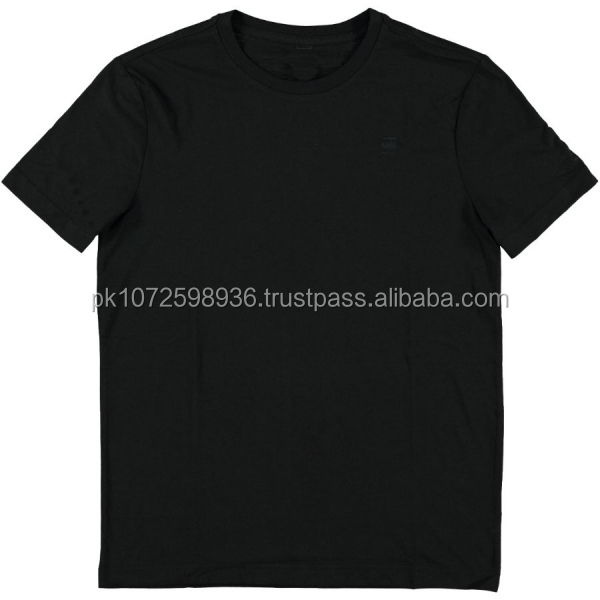 Breathable durable cotton plain wholesale gym clothing sports t shirt/ short sleeve fitting men t shirt