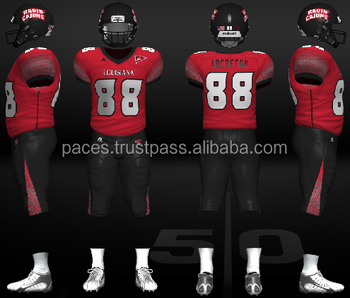 71af82648125 American Football Uniforms Cool And Plan Uniforms - Buy Custom ...