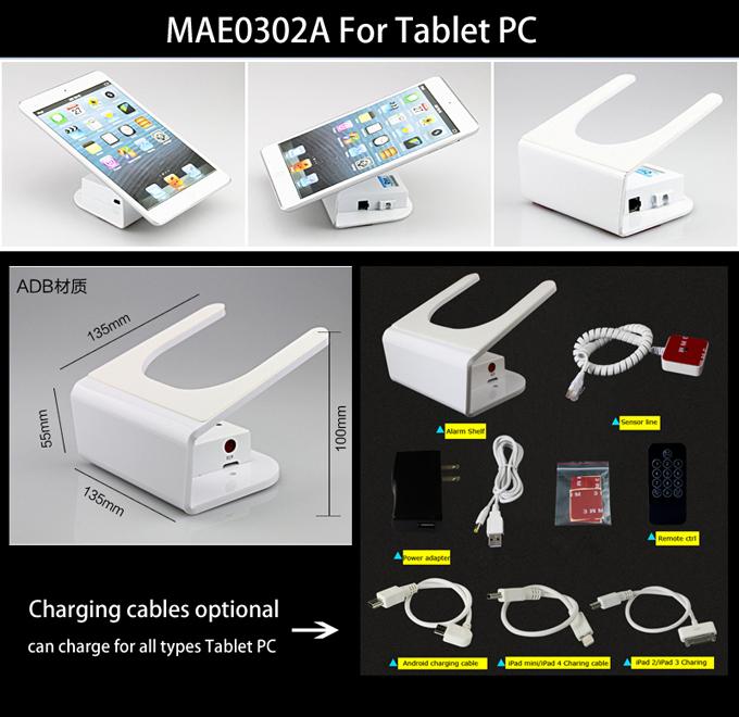 Ipad Charging Security Display Stand,Ipad Retail Anti Theft Alarm ...