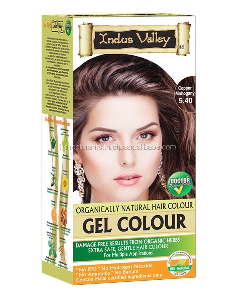 naturel base de plantes cheveux colorant ppd livraison sans plomb sans ammoniaque - Coloration Sans Ppd