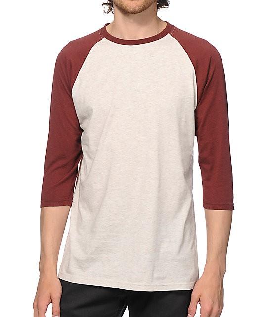 Cheap custom men and women raglan 3 4 sleeve baseball t for Custom baseball tee shirts