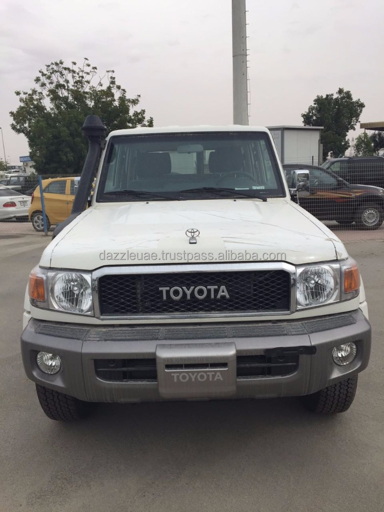Brand New Toyota Land Cruiser GRJ 76