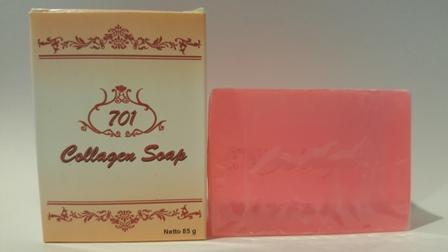 701 Collagen Soap