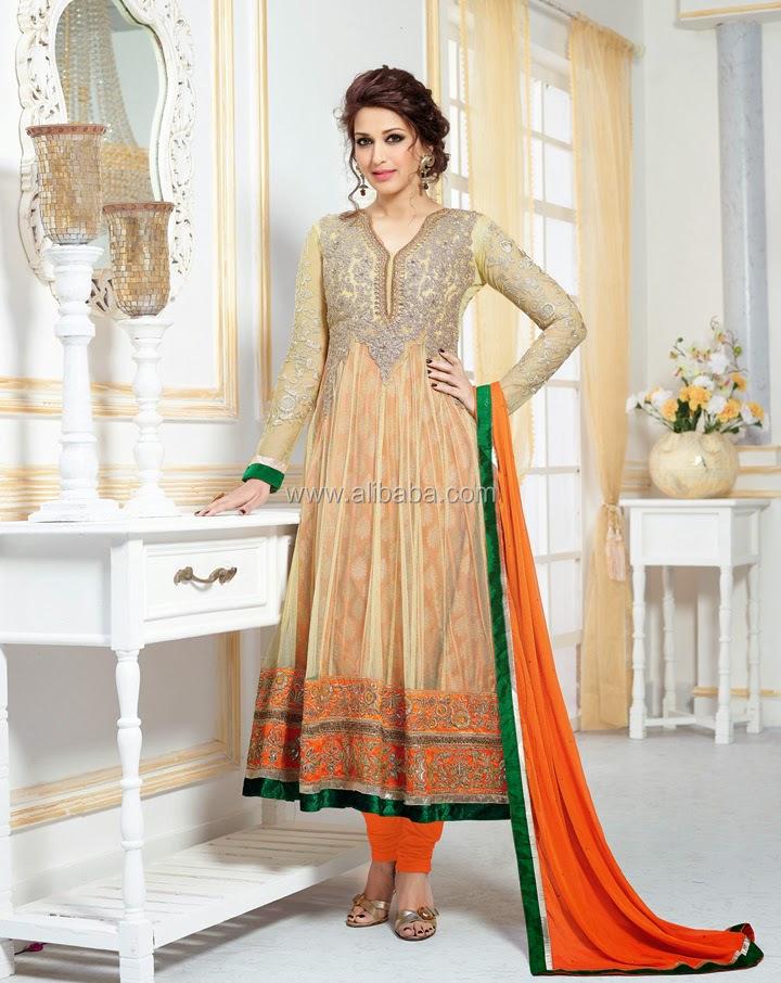 Party Wear Designer Long Heavy Anarkali Suit