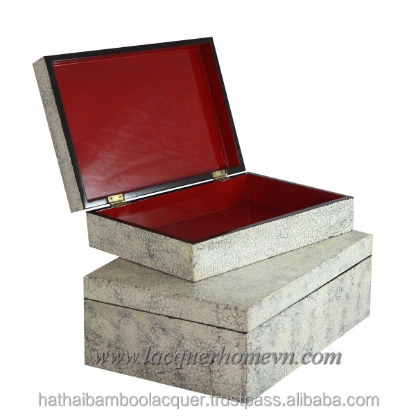 Vietnam Eggshell Inlaid Jewelry BoxesHigh QualityDirect Supply