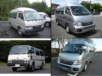 Reliable Used Nissan Caravan Van With Good Fuel Economy Made In