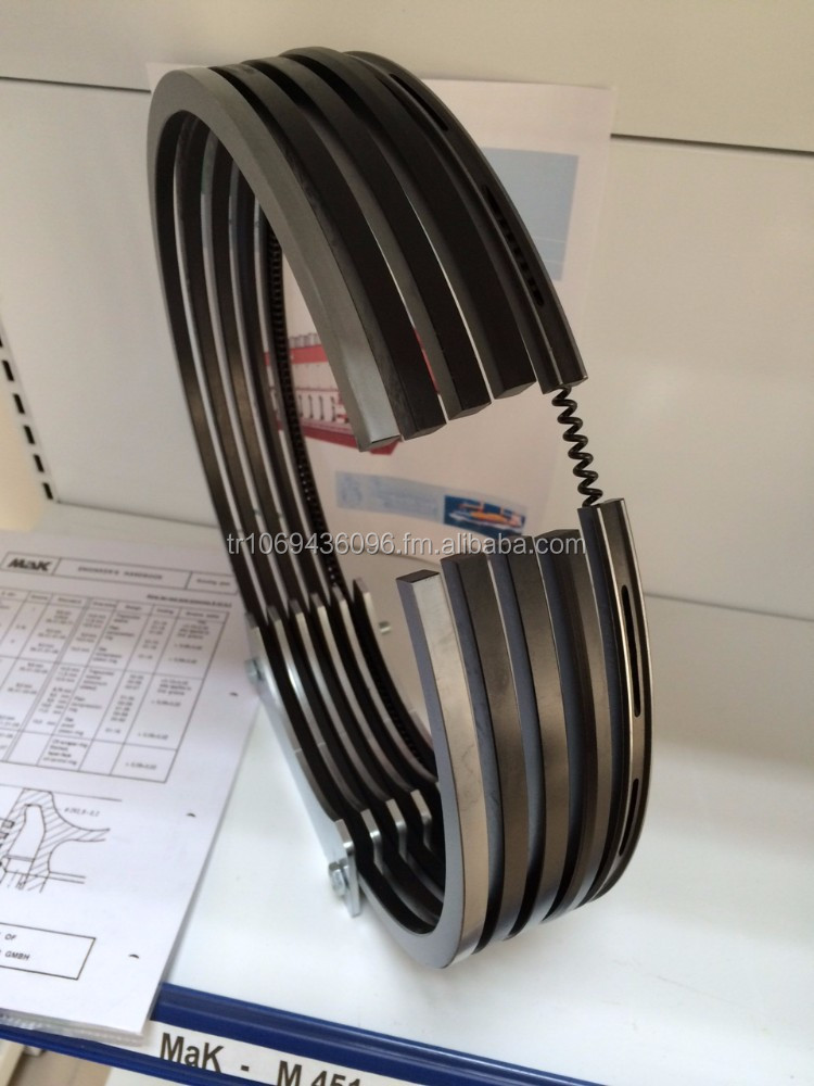Mak 6 & 8 M 451 Ak Piston Ring