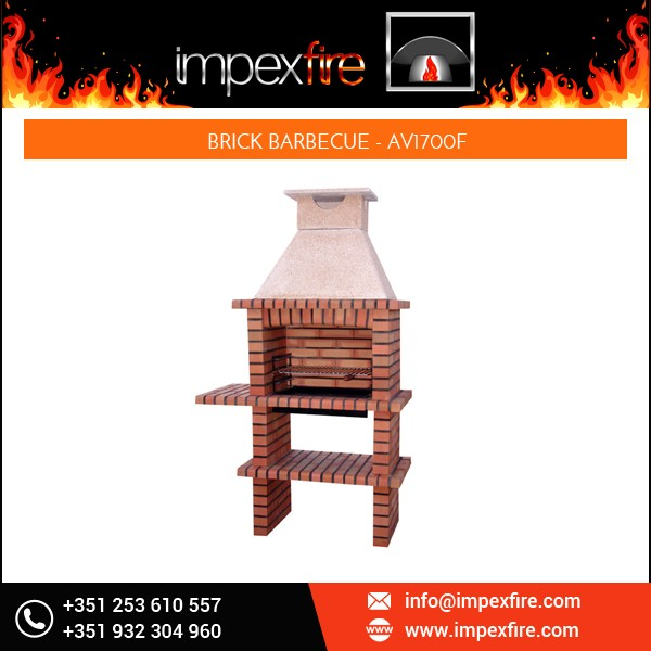 CE Certified Exporter Selling Barbecue Available at Affordable Price