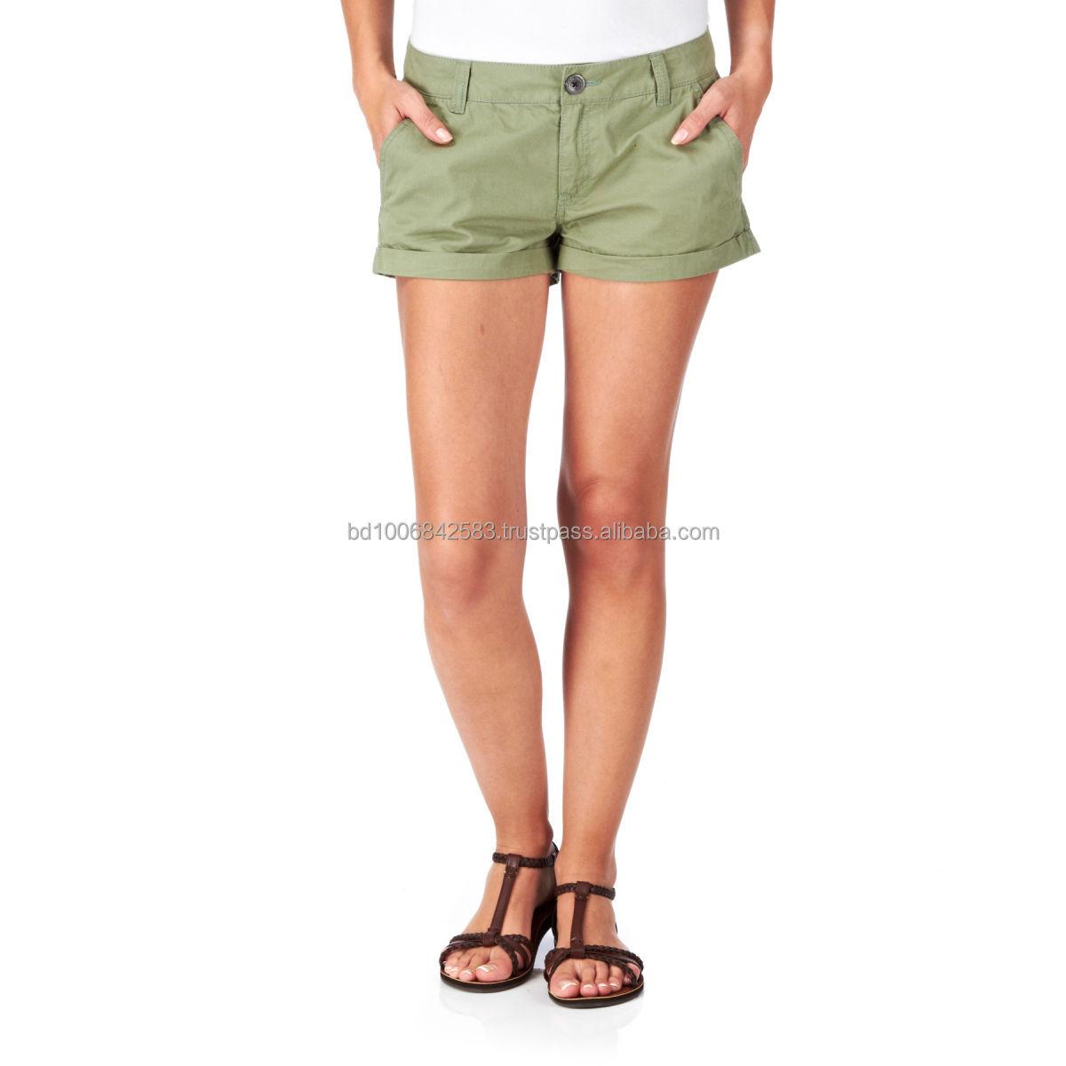 Ladies Shorts,High Quality Chino Shorts - Buy Ladies Shorts,Ladies ...