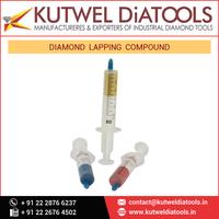 Water soluble Diamond Lapping Polishing Compound/Diamond Paste