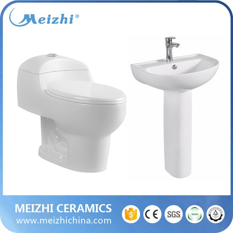 Alibaba bathroom ceramic one piece inodoro