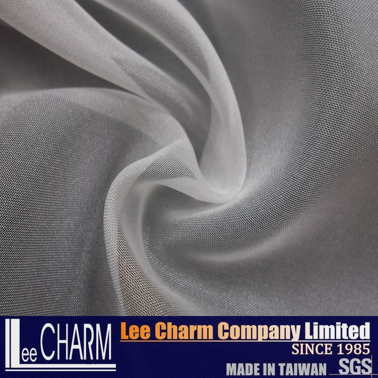 LC2005 Taiwan Polyester Sheer Voile Fabric