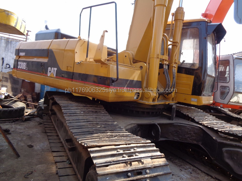 used caterpillar excavator 330B good engine, cat 330b originally