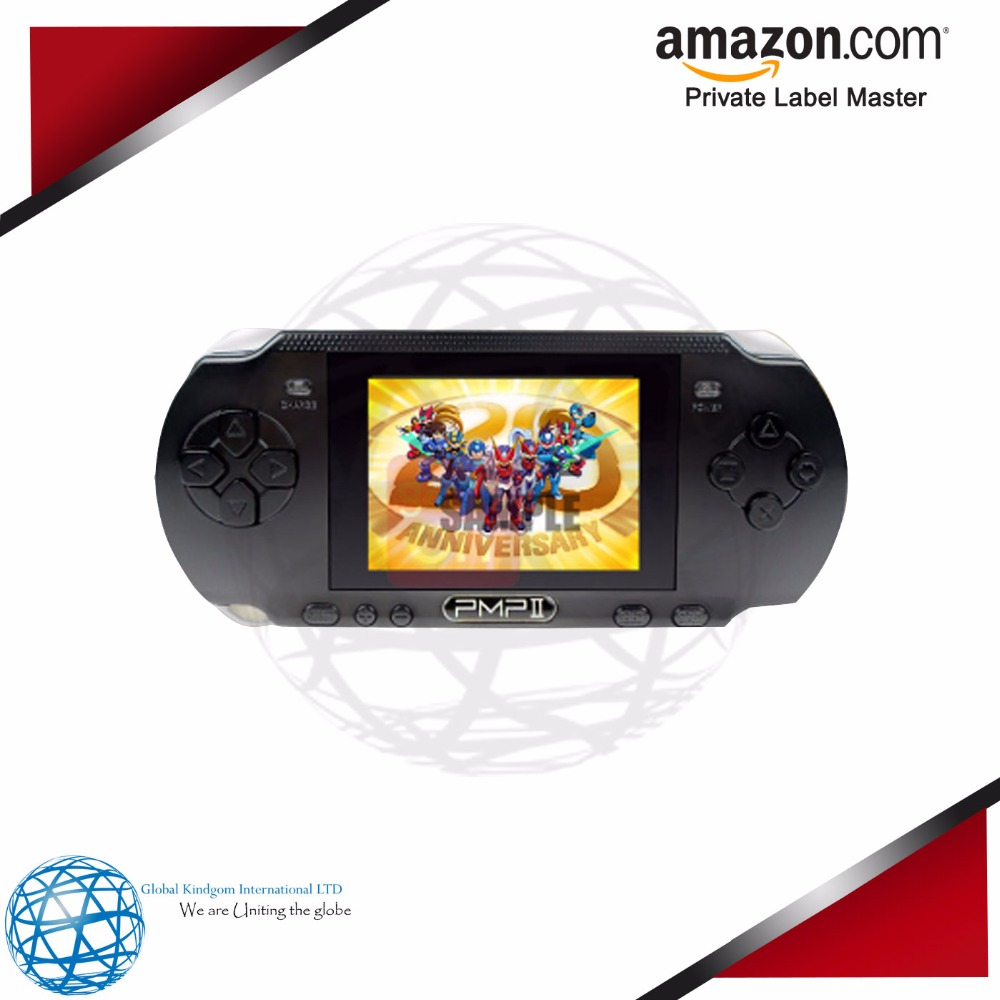 "PMP2-3.0"" screen 32 bits Handheld Game Player game console"