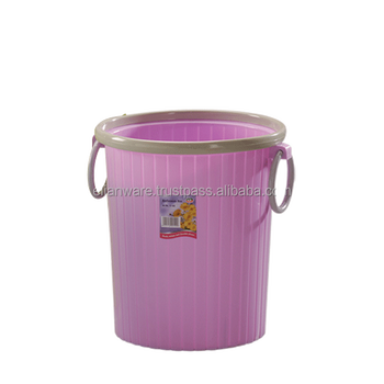 Small Bathroom Rubbish Sanitary Paddle Bin S