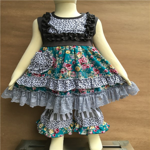2016 New Baby Girl Clothing Children Spring Summer Tutu Dressess ...