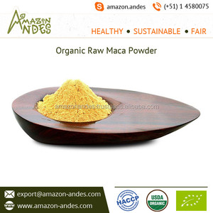 Pure Natural Healthy Raw Maca Powder Available from Popular Brand