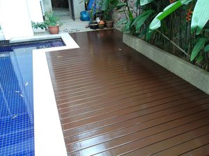 Composite Timber Flooring Malaysia, Composite Timber