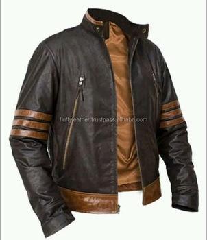 91 Koleksi Jaket Kulit Model X-men Terbaik