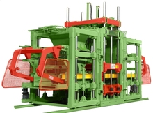 Harex Concrete Block Machine GOLD-2015