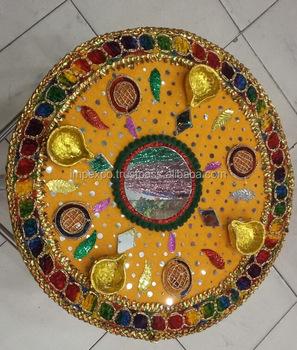 Mehndi Thaal / Mehndi Thaal Decoration / Mehndi Decorations , Buy Mehndi  Decorations,Mehndi Thaal,Mehndi Thaal Decoration Product on Alibaba.com