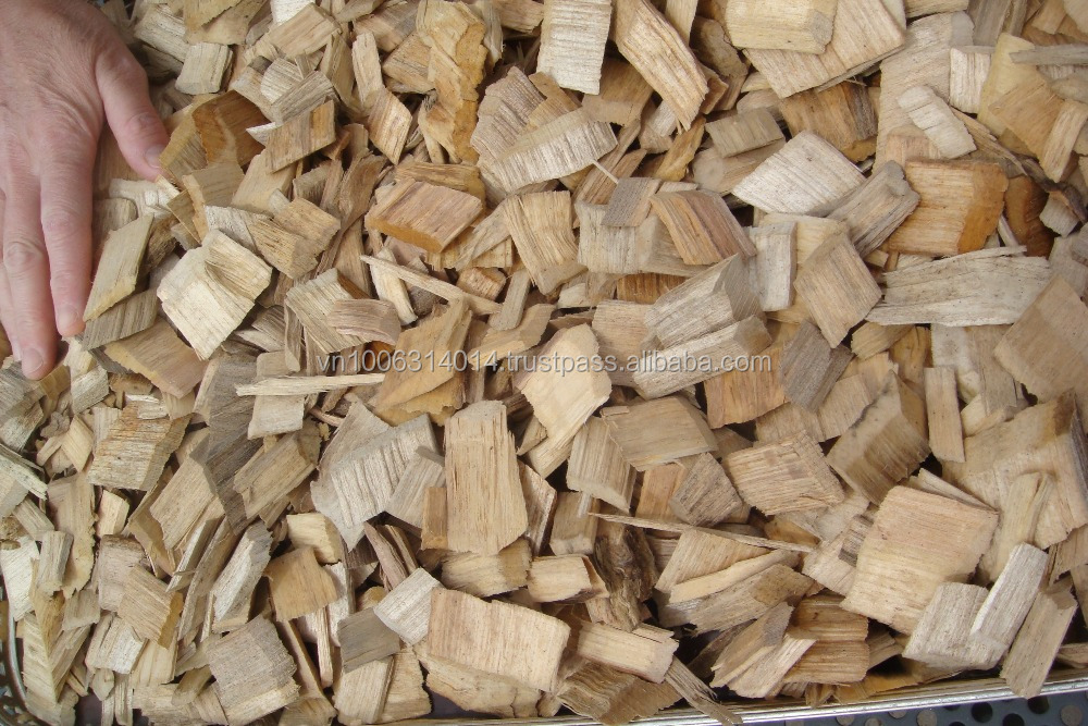 Eucalyptus Wood chips from Vietnam
