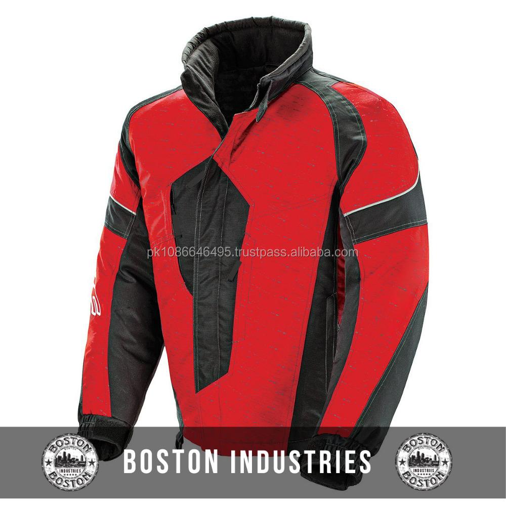 reputable site a60c7 cf69d Men's Red Black Textile Snowmobile Jacke Racing 600d Cordura Textile Jacket  - Buy Red Motorcycle Jacket,Italian Motorcycle Jackets,Textile Armored ...
