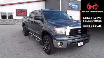 2008 toyota tundra sr5 crew max 4x4 w navigation buy lifted off road truck product on. Black Bedroom Furniture Sets. Home Design Ideas
