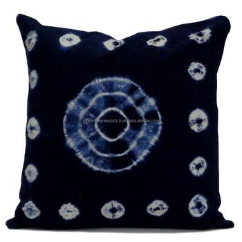 Indigo Shibori Fabric Painting Designs Cushion Cover - Buy Cushion  Cover,Design Cushion Cover,Painting Designs Cushion Cover Product on  Alibaba com