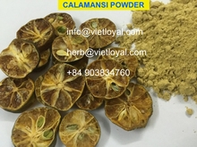 Vietnamese Dried Lime/Kumquat/Calamansi Slices
