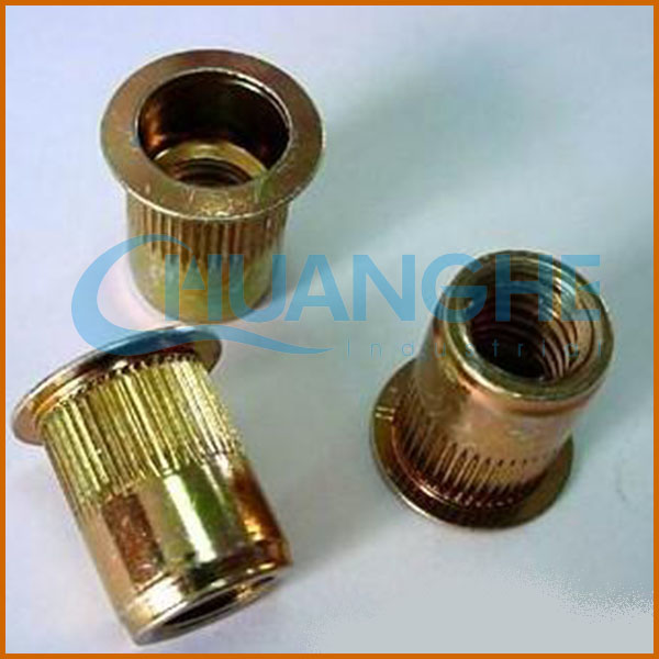 Made In China 1/4-20 Threaded Inserts Stainless Steel Rivet Nut ...