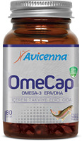 Omega-3 Fish Oil 1000mg Omecap Docosahexaenoic Acid (dha) Price ...