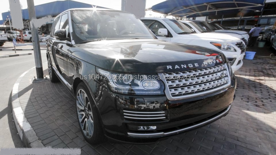 2016 Range Rover SC Autobiography V8 NEW for EXPORT