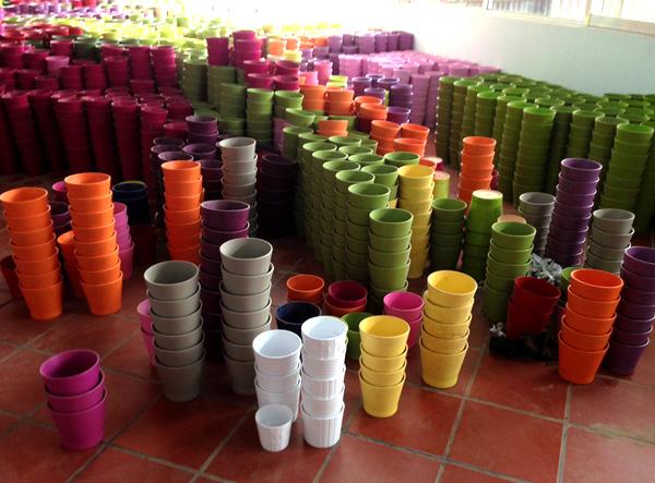 Wholesale Terracotta Painting Clay Pots Paint Ceramic