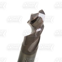 Tungsten Carbide Step Drill bits for metal drilling at high drilling parameters