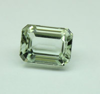 3 ct Genuine Aquamarine Faceted AAA Quality Fine Gemstone for Designer Jewelry. 0005