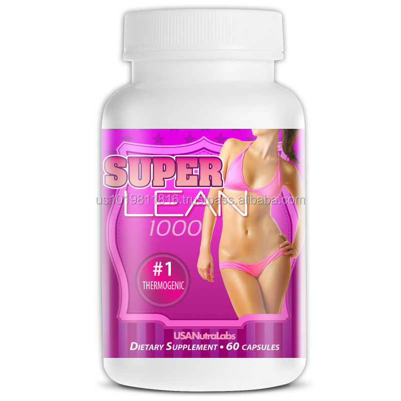 GMP Quality Assured Super Lean Slim Beauty Weight Loss Pills