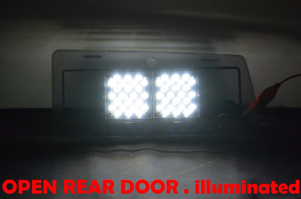 Special Fitting For Fordd Kkuga Car Boot Light Rear Led Trunk Lamp