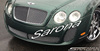 03-09 Bentley Continental GT Coupe / Convertible SuperSport Front Bumper