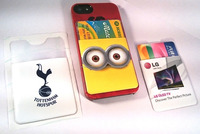 Full Colour Printed-Self Adhesive-Mobile Phone-Card Holder