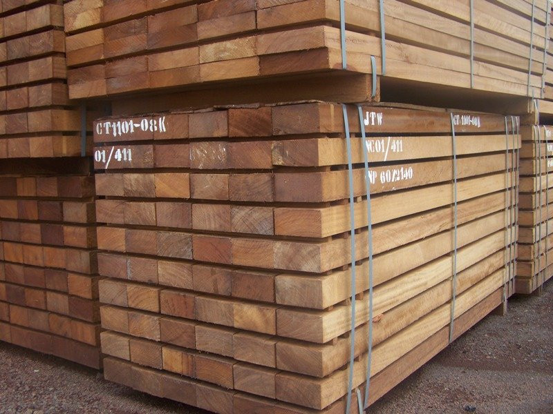 500m3 Iroko Sawn Timber