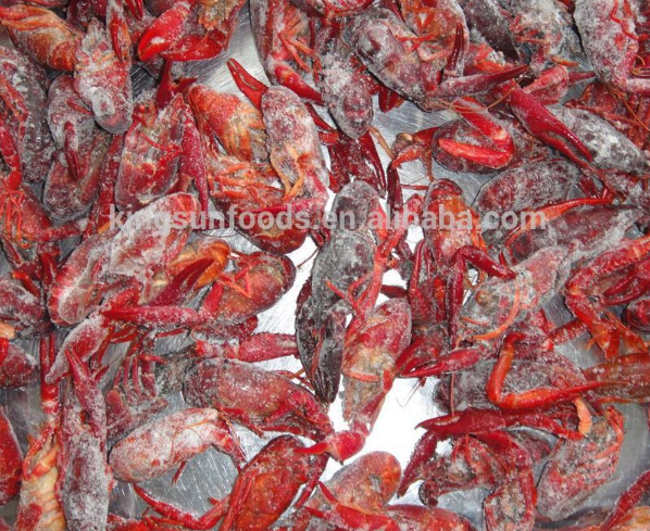 Frozen Crawfish Cooked Whole Round - Buy Lobster Variety Frozen Crawfish,Crawfish Meat Tail ...