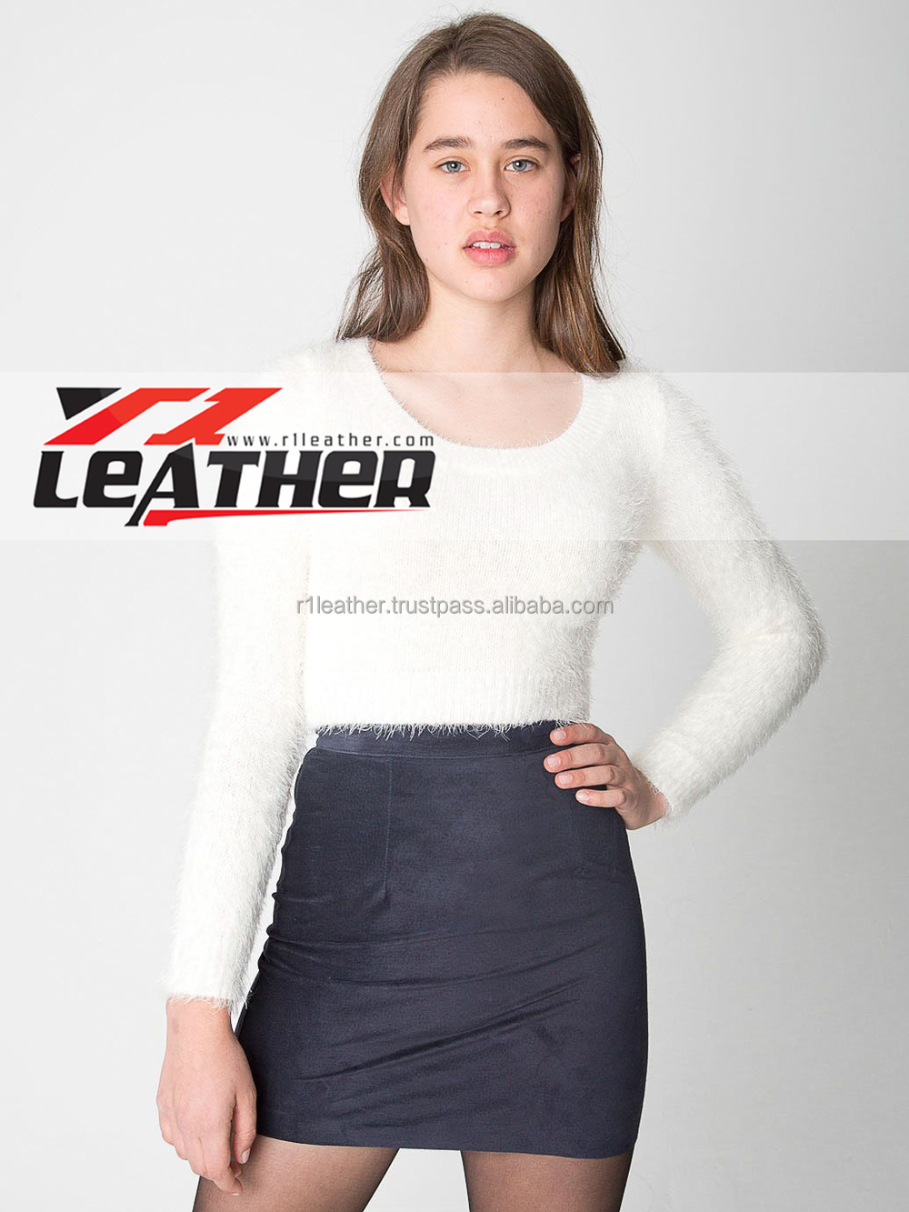 mature woman leather skirt, mature woman leather skirt suppliers and