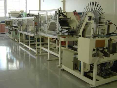 diaper making machine,panty liners machine