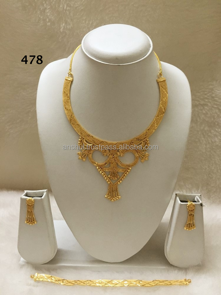 aq n weight antique jewellery light art gold necklace coimbatore designs of