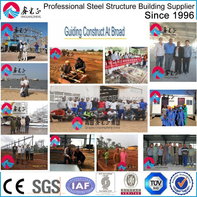 steel portable metal warehouse in uae