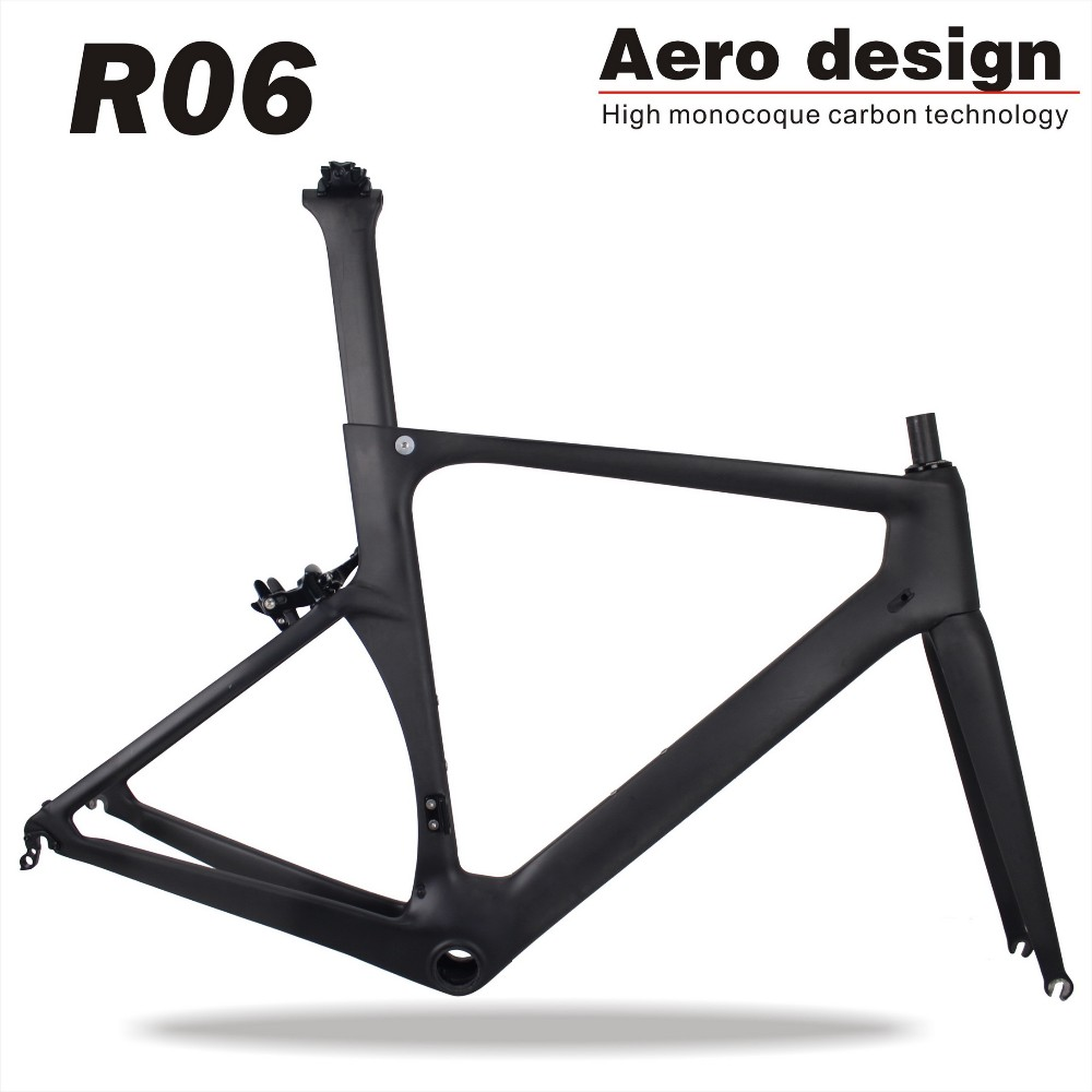 700c Full Carbon Bike Parts/ Road Bicycle Frame,China Factory ...