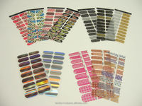 Fashionable and Popular online auction Nail sticker at reasonable prices , small lot order available