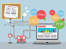 E commerce Website designing and development India Accessories & Parts
